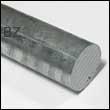 "Zinc Rod - 1-1/4"" Dia. x 3"""
