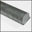 "Zinc Rod - 1-1/8"" Dia. x 36"""