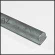 "Zinc Rod - 5/8"" Dia. x 3"""