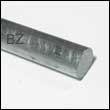 "Zinc Rod - 7/8"" Dia. x 36"""