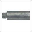 7E5076 Caterpillar Engine Zinc Anode (7/16-NF)(Zinc Only)