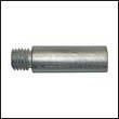 8515842Z Detroit Diesel Engine Zinc Anode (Zinc Only)