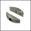 852018 Volvo Penta Folding Propeller Zinc Anode Set