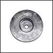 Azimut 125mm Transom Zinc Anode