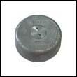 Azimut 135mm Transom Zinc Anode