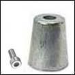 Azimut 55mm Propeller Zinc Anode (AS55)