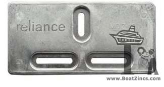 BBZ-10 Bayliner Three Slot Zinc Anode
