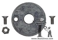 BP-1126 Zinc Anode for Vetus 35 and 55 Bow Thruster