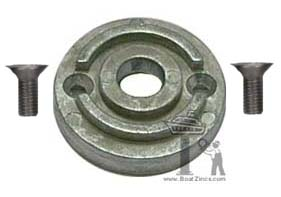 BP-1185A Aluminum Anode for Vetus 75, 80 and 95 Bow Thruster