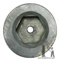 BP-1210 Zinc Anode for Vetus® 220 Bow Thrusters