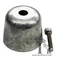 BP-1210 Zinc Anode for the Vetus® 220 Bow Thruster