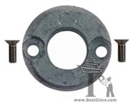 BP-1221 Zinc Anode for the Vetus 25 Bow Thruster