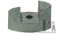 BP-129 Zinc Anode for Vetus® Bow Thruster (equivalent to SET0153)