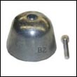 BP-195 Zinc Anode for Vetus 160 Bow Thruster