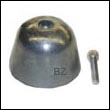 BP-195A Aluminum Anode for Vetus 160 Bow Thruster