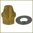 Beneteau 35mm Propeller Nut (Only)