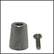 Beneteau 22/25mm Propeller Aluminum Anode