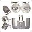 Bravo III (2004+) Aluminum Anode Kit