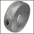 "Martyr C-12AAL Collar Aluminum Anode - 2-3/4"" Shaft"