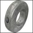 "Martyr C-14AL Collar Aluminum Anode - 3-1/2"" Shaft"