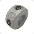"Martyr C-5AL Collar Aluminum Anode - 1-1/4"" Shaft"