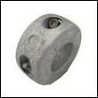 "Martyr C-5AL Collar Aluminum Anode - 1-1/4"" Shaft"