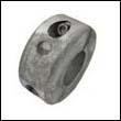 "Martyr C-6AL Collar Aluminum Anode - 1-3/8"" Shaft"