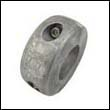 "Martyr C-7AL Collar Aluminum Anode - 1-1/2"" Shaft"