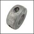"Martyr C-7AL Collar Aluminum Anode - 1-1/2"" Shaft"