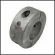 "Martyr C-8AL Collar Aluminum Anode - 1-3/4"" Shaft"