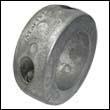 "Martyr C-9AAL Collar Aluminum Anode - 2-1/4"" Shaft"