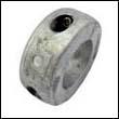 "Martyr C-9AL Collar Aluminum Anode - 2"" Shaft"