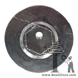 BA.150.90007 Zinc Anode for Craftsman Marine Thruster