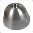 BA.250.90007 Zinc Anode for Craftsman Marine Thruster