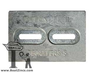 Mini Divers Dream Zinc Anode (ZHC-4)