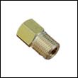 E-00 Engine Zinc Anode Brass Plug - 1/8 NPT