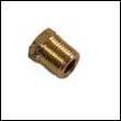 E-2 Engine Zinc Anode Brass Plug - 1/2 NPT