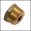 E-8 Engine Zinc Anode Brass Plug - 1-1/4 NPT