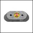 123009M Johnson/Evinrude Small Outboard Magnesium Anode