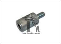 ZDM-500 Engine Zinc Anode Element (G-500)