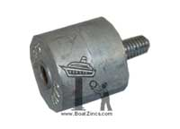 G-825 Engine Zinc Anode Element