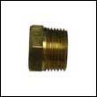 "3/4"" NPT Brass Plug for ZDM-825 Engine Zinc Anodes"