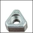 "14072100A Aluminum Anode for Gori 15-16.5"" 3-Blade Propellers"