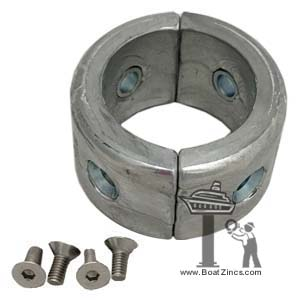 "15520000 Zinc Anode Ring for Gori 15"" and 16.5"" 3-Blade Propellers"
