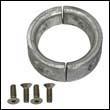 "15527500A Aluminum Anode Ring for Gori 15-16.5"" 3-Blade Saildrive Props"