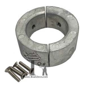 "15539500 Zinc Anode Ring for Gori 18"" and 20"" 3-Blade Saildrive Propellers"