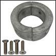 "15539500A Aluminum Anode Ring for Gori 18-20"" 3-Blade Saildrive Propellers"