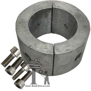 "15540000 Zinc Anode Ring for Gori 22"" thru 26"" 3-Blade Propellers"