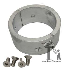 "15670000 Zinc Anode Ring for Gori 13"" to 18"" 2-Blade Propellers"