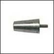 203133 Hamilton Jet Cone Aluminum Anode (111593AL)